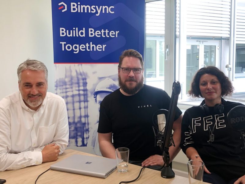 Podcast: The collaboration future of BIM and Virtual Reality
