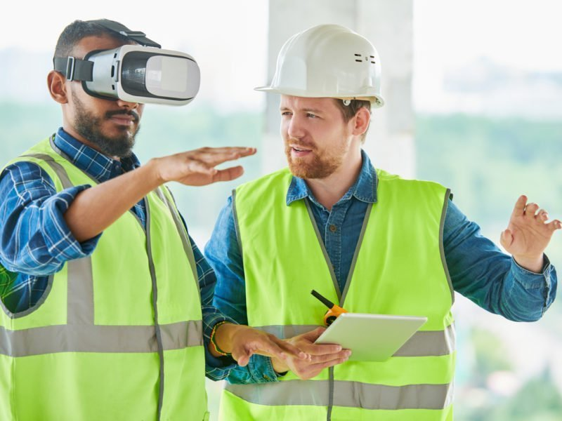 Top 5 Potential Savings Using VR in Your Construction Project