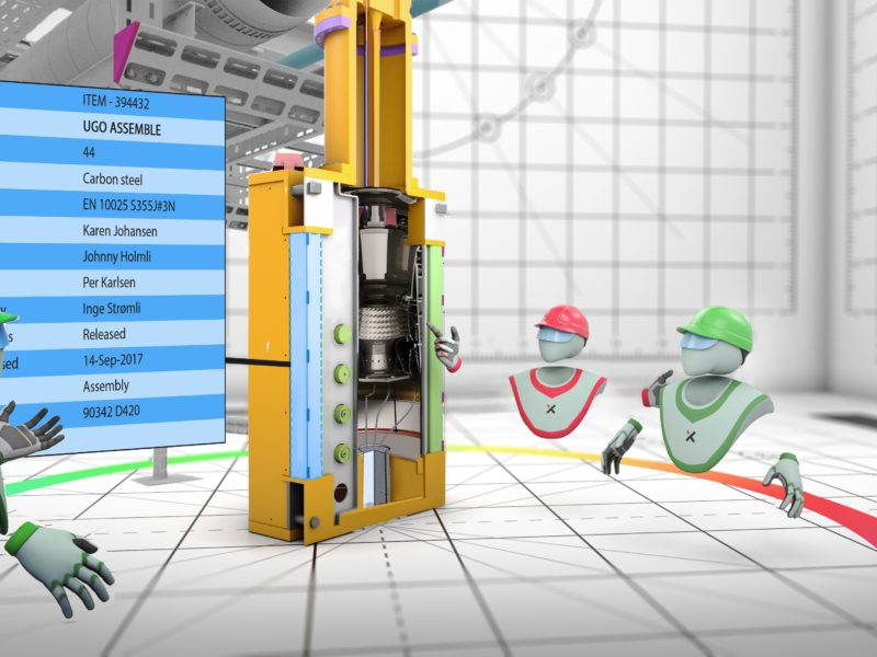 Virtual Reality now accessible for the industry sector