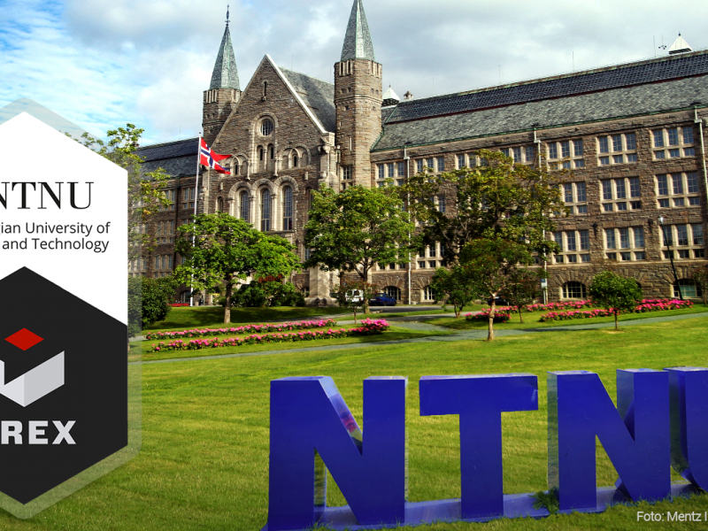 NTNU uses Vrex in their education